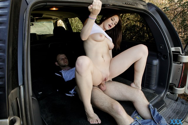 Publicagent Brunette Teen With Big Boobs Fucked in Car - Free.